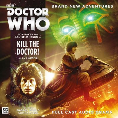 Doctor Who - Fourth Doctor Adventures - 7.7 - Kill The Doctor! reviews
