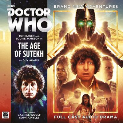 Doctor Who - Fourth Doctor Adventures - 7.8 - The Age of Sutekh reviews