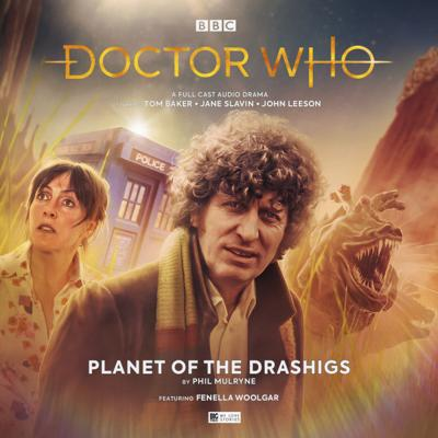 Doctor Who - Fourth Doctor Adventures - 8.2 - Planet of the Drashigs reviews