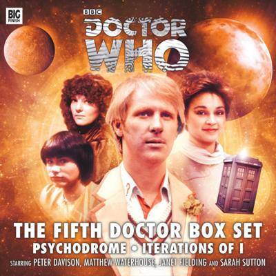 Doctor Who - Fifth Doctor Adventures - Psychodrome reviews