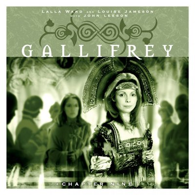 Doctor Who - Gallifrey - 2.5 - Imperiatrix reviews