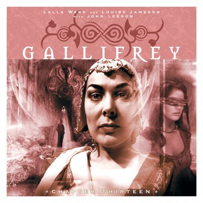 Doctor Who - Gallifrey - 3.4 - Mindbomb reviews