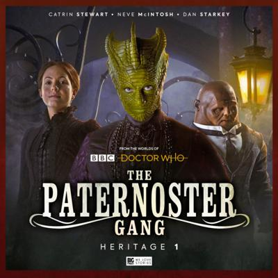Doctor Who - The Paternoster Gang - 1.1 - The Cars That Ate London! reviews