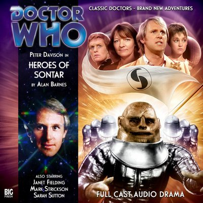 Doctor Who - Monthly Series - 146. Heroes of Sontar reviews