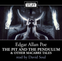 """the theme of horror in the pit and the pendulum by edgar allan poe In this story """"the pit and the pendulum,"""" by edgar allan poe, he tells the terrifying   or death with its most hideous horrors"""" (poe 6) when the narrator says this, he  is  he favors those themes and ideas that people shy away from, death, pain,."""