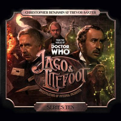 Doctor Who - Jago & Litefoot - 10.4 - The Museum of Curiosities reviews