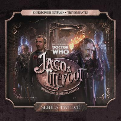 Doctor Who - Jago & Litefoot - 12.2 - The Flickermen reviews