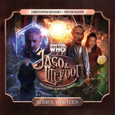 Doctor Who - Jago & Litefoot - 13.2 - Chapel of Night reviews