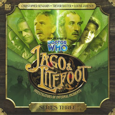 Doctor Who - Jago & Litefoot - 3.3 Swan Song reviews