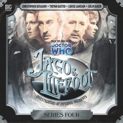 Doctor Who - Jago & Litefoot - 4.3 - The Lonely Clock reviews