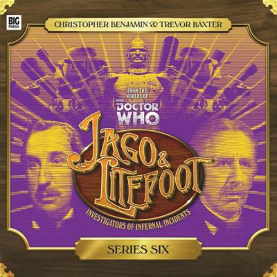 Doctor Who - Jago & Litefoot - 6.1 - The Skeleton Quay reviews