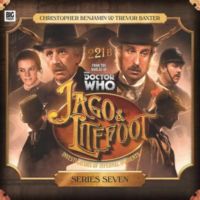 Doctor Who - Jago & Litefoot - 7.3 Murder at Moorsey Manor reviews