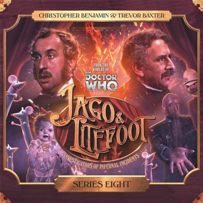 Doctor Who - Jago & Litefoot - 8.2 - The Backwards Men reviews