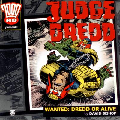 2000-AD - 1. Judge Dredd - Wanted: Dredd or Alive reviews