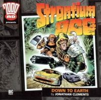 2000-AD - 3. Strontium Dog - Down to Earth reviews