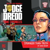 2000-AD - 1.01 - Stranger Than Truth reviews