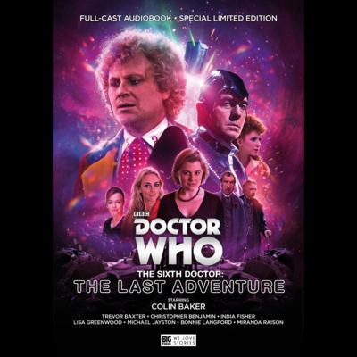 Doctor Who - The Last Adventure - Stage Fright reviews