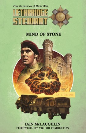 Doctor Who - Lethbridge-Stewart Novels & Books - Mind of Stone reviews