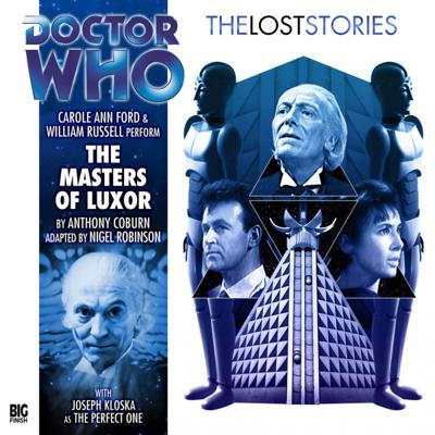 Doctor Who - The Lost Stories - 3.7 - The Masters of Luxor reviews