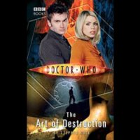 Doctor Who - BBC New Series Novels - The Art of Destruction reviews