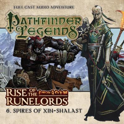 Pathfinder Legends - 1.6 - Spires of Xin-Shalast reviews