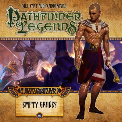 Pathfinder Legends - 2.2 - Empty graves reviews