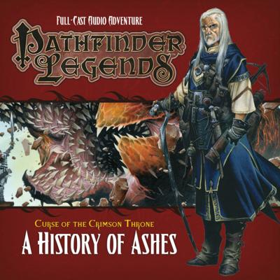 Pathfinder Legends - 3.4 - A History of Ashes reviews