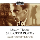 Textbook Stuff - 1.1 - Edward Thomas - Selected Poems reviews