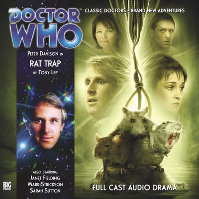 Doctor Who - Monthly Series - 148. Rat Trap reviews