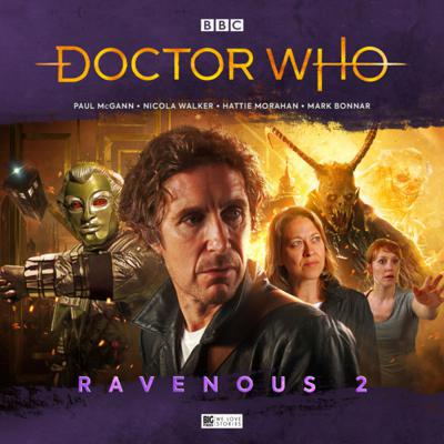 Doctor Who - Eighth Doctor Adventures - 2.2 - Better Watch Out reviews