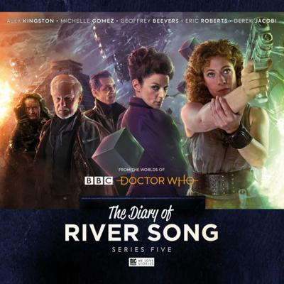Doctor Who - Diary Of River Song - 5.1 - The Bekdel Test reviews