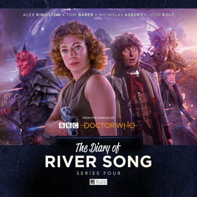 Doctor Who - Diary Of River Song - 4.1 - Time in a Bottle reviews