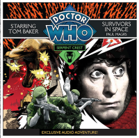 Doctor Who - BBC Audiobooks - Serpent Crest - 5. Survivors in Space reviews