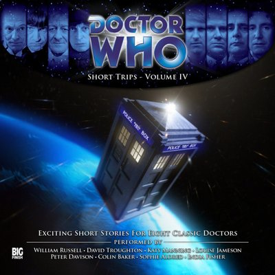 Doctor Who - Short Trips Audios - 4.7 - The Shadow Trader reviews
