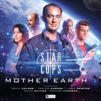 Star Cops - 1.2 - Tranquillity and Other Illusions reviews