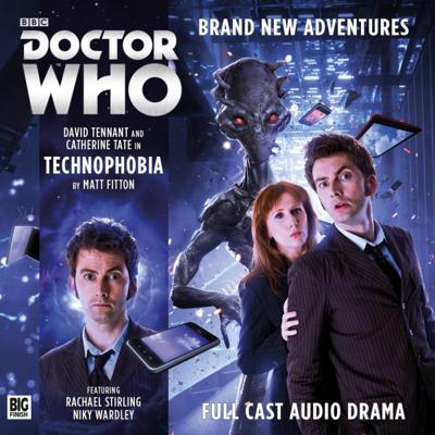 Doctor Who - Tenth Doctor Adventures - 1.1 - Technophobia reviews