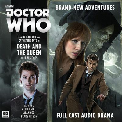 Doctor Who - Tenth Doctor Adventures - 1.3 - Death and the Queen reviews