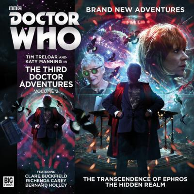 Doctor Who - Third Doctor Adventures - 2.2 - The Hidden Realm reviews