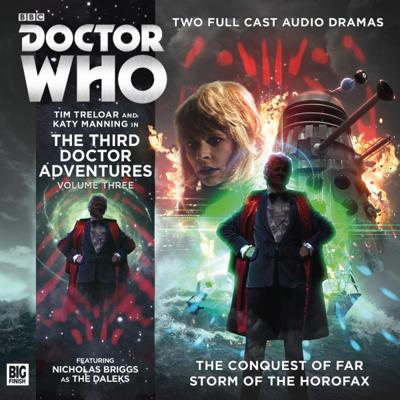 Doctor Who - Third Doctor Adventures - 3.2 - Storm of the Horofax reviews