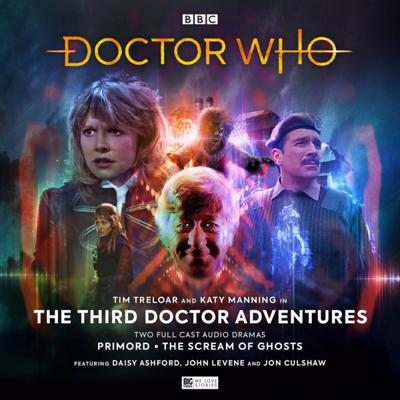 Doctor Who - Third Doctor Adventures - 5.1 - Primord reviews