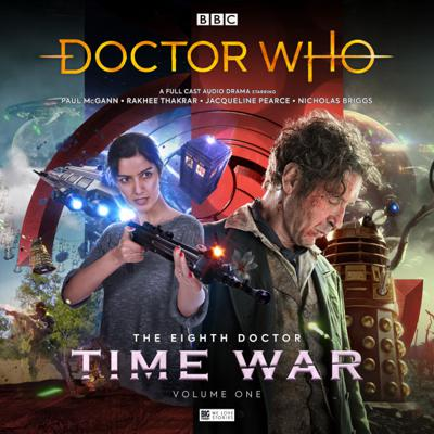 Doctor Who - Time War - 1.1 - The Starship Theseus reviews