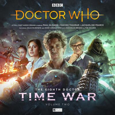 Doctor Who - Time War - 2.4 - Jonah reviews