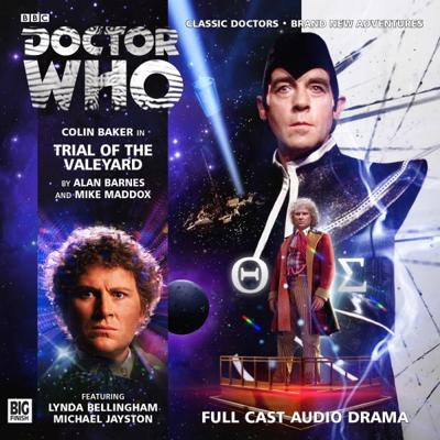 Doctor Who - December Bonuses - Trial of the Valeyard reviews