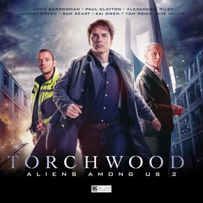 Torchwood - Torchwood - Special Releases - 5.8 - The Empty Hand reviews