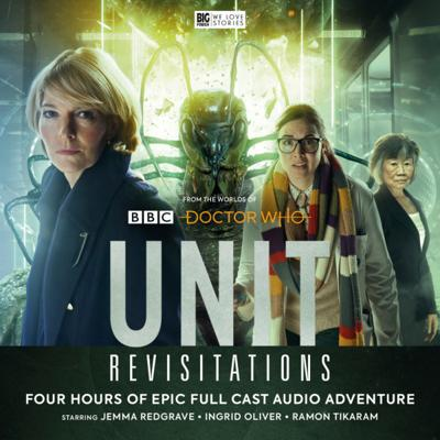 Doctor Who - UNIT The New Series - 7.4 - Open the Box reviews