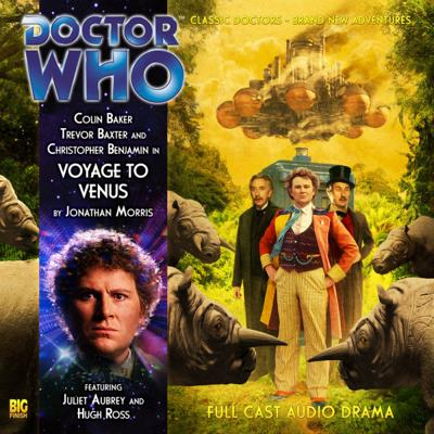 Doctor Who - Jago & Litefoot - Voyage to Venus reviews