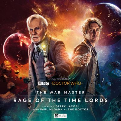 Doctor Who - The War Master - 3.1 - The Survivor reviews