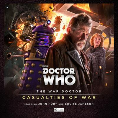 Doctor Who - The War Doctor - 4.3 - The Enigma Dimension reviews
