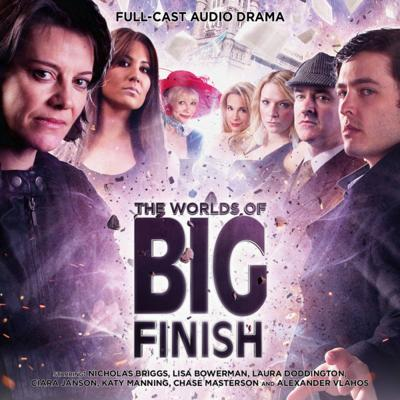 The Worlds of Big Finish - 1. Graceless: The Archive reviews