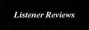 Listener Ratings and Reviews
